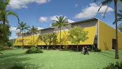 Fábrica VAE / FGMF Arquitetos