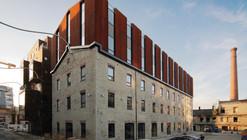 Novo e Velho Armazém de Farinha de Rotermann / HGA (Hayashi-Grossschmidt Arhitektuur)