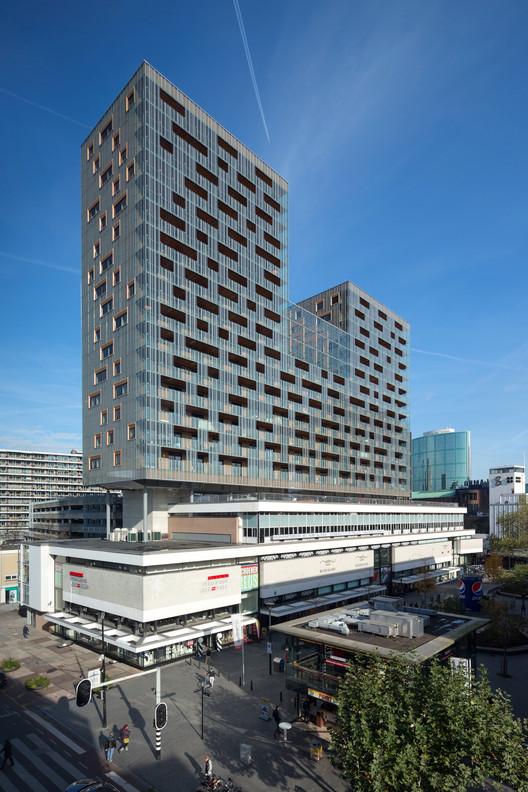 De Karel Doorman / Ibelings van Tilburg Architecten, © Ossip van Duivenbode