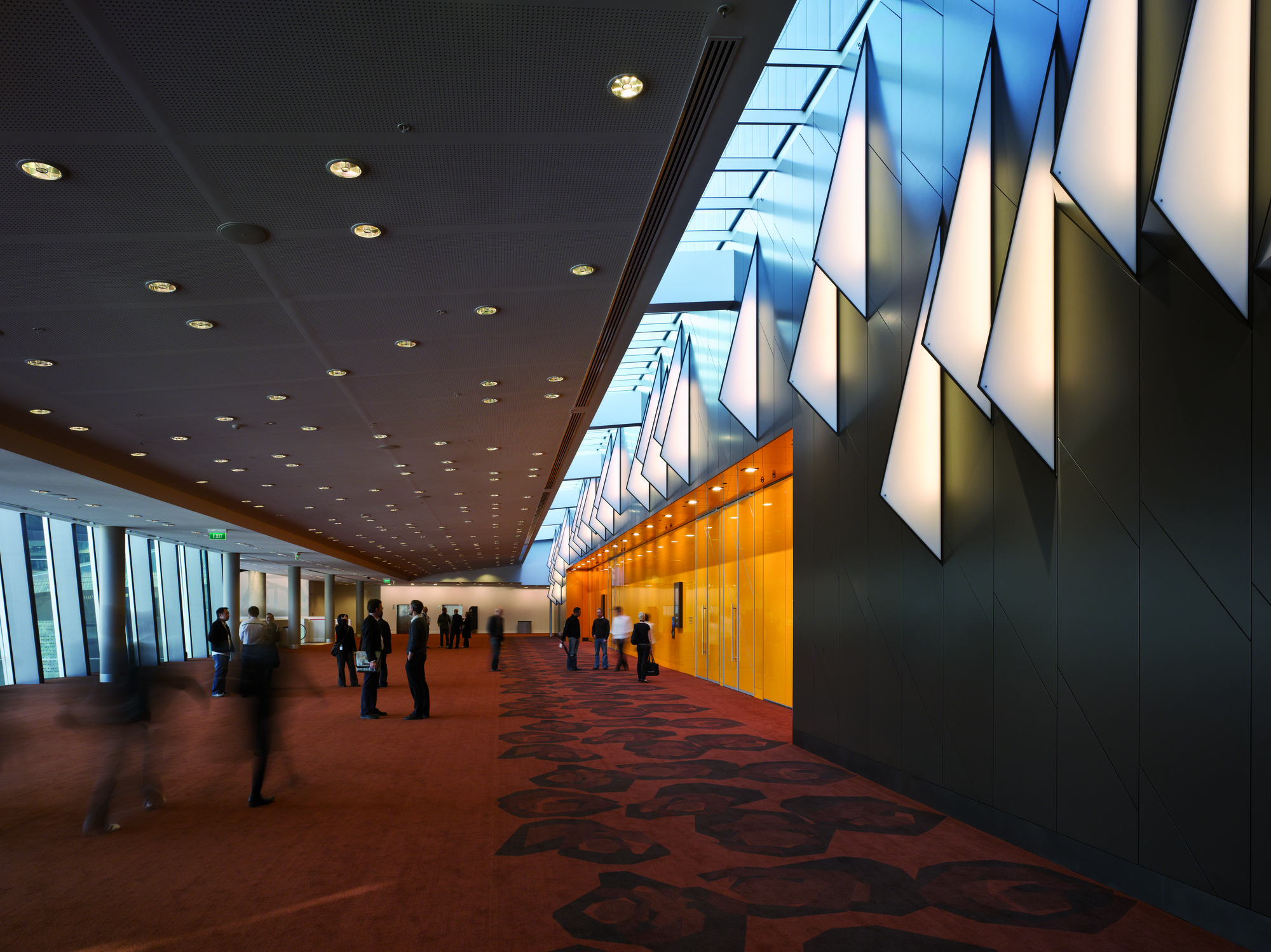 Gallery of Melbourne Convention and Exhibition Centre