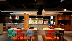 Coca Grill / Integrated Field