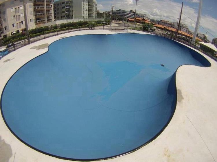 Allan Mesquita Skatepark  / SPOT, © Felipe Araújo