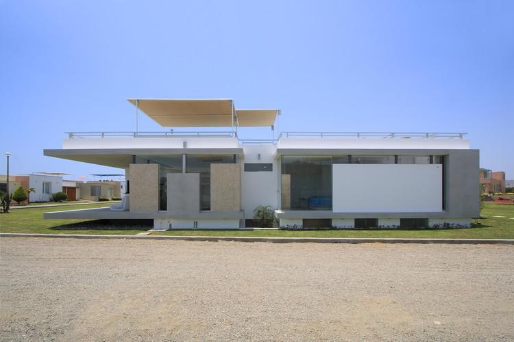 Casa Viva / Gómez de la Torre & Guerrero Arquitectos, © Juan Solano Ojasi