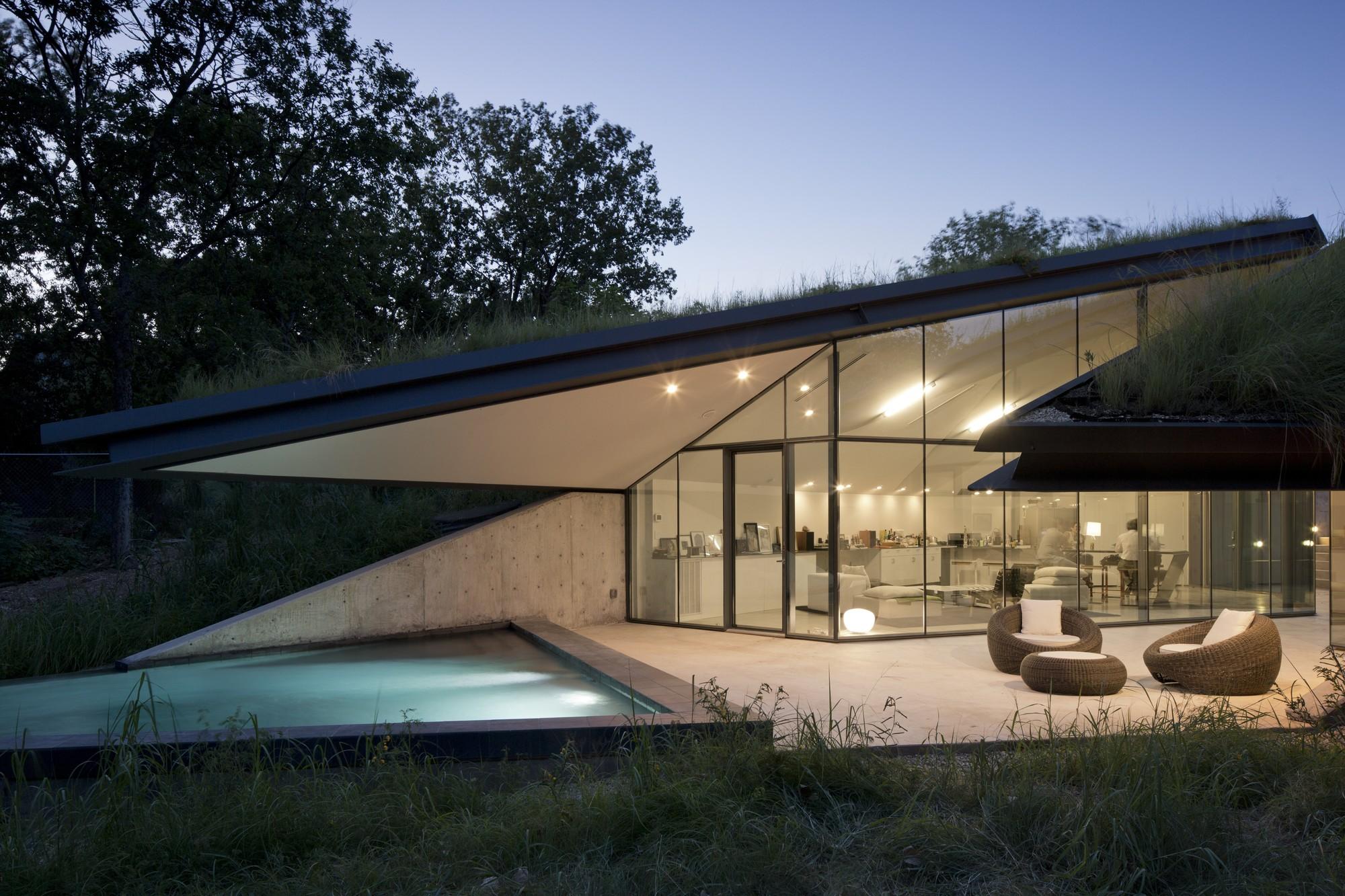 Edgeland House / Bercy Chen Studio | ArchDaily