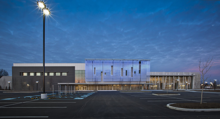 Southland Christian Church /  EOP Architects, © Phebus Photography