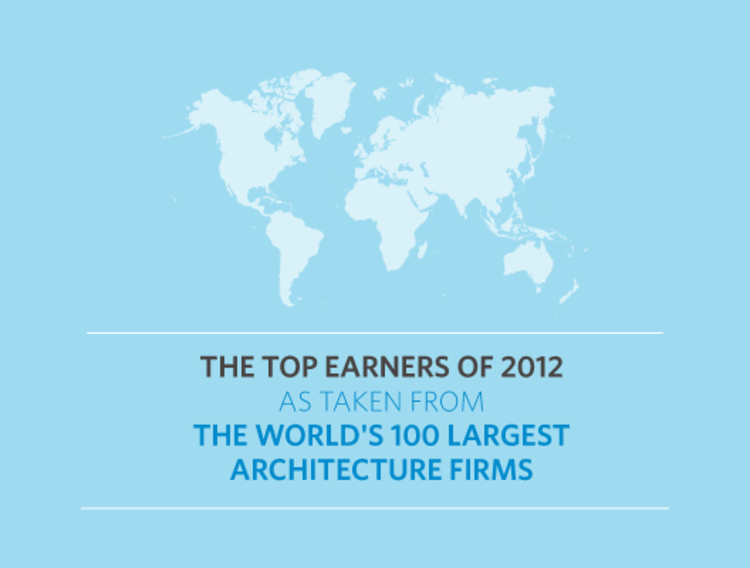 The Top 5 Earners of 2012 (And How They Did It) | ArchDaily