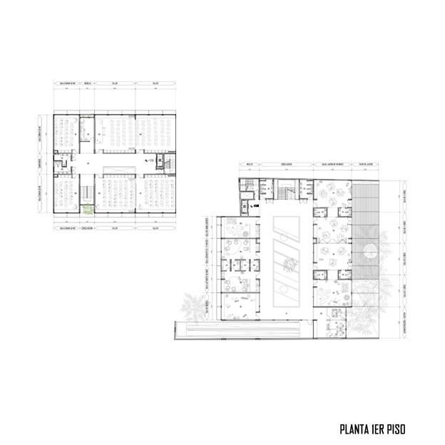 Galer a de segundo lugar concurso hacia una nueva for Hacia una arquitectura