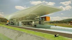 Mención Concurso Recinto Ferial Caracas / Micucci Arquitectos Asociados