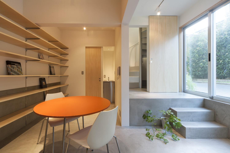 BASE / Komada Architects' Office, © Tomohiro Saruyama