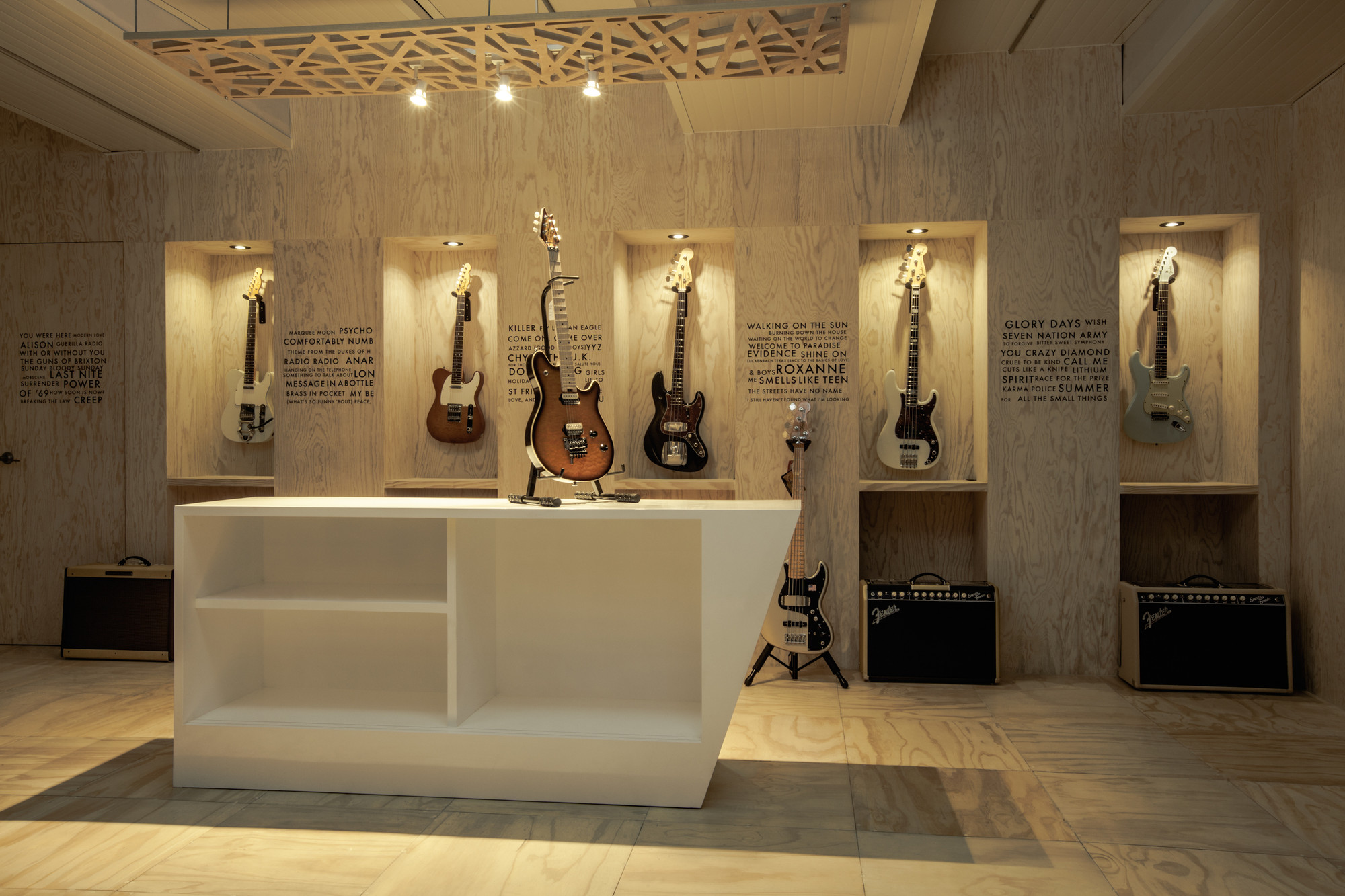 Gallery Of Ferder Custom Shop Mexico City Arquitectura