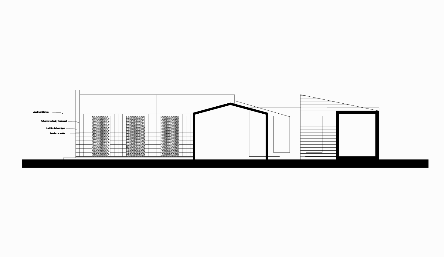 Galer a de proyecto hogar dulce hogar construye y repara viviendas en base al reciclaje de - Construye hogar ...
