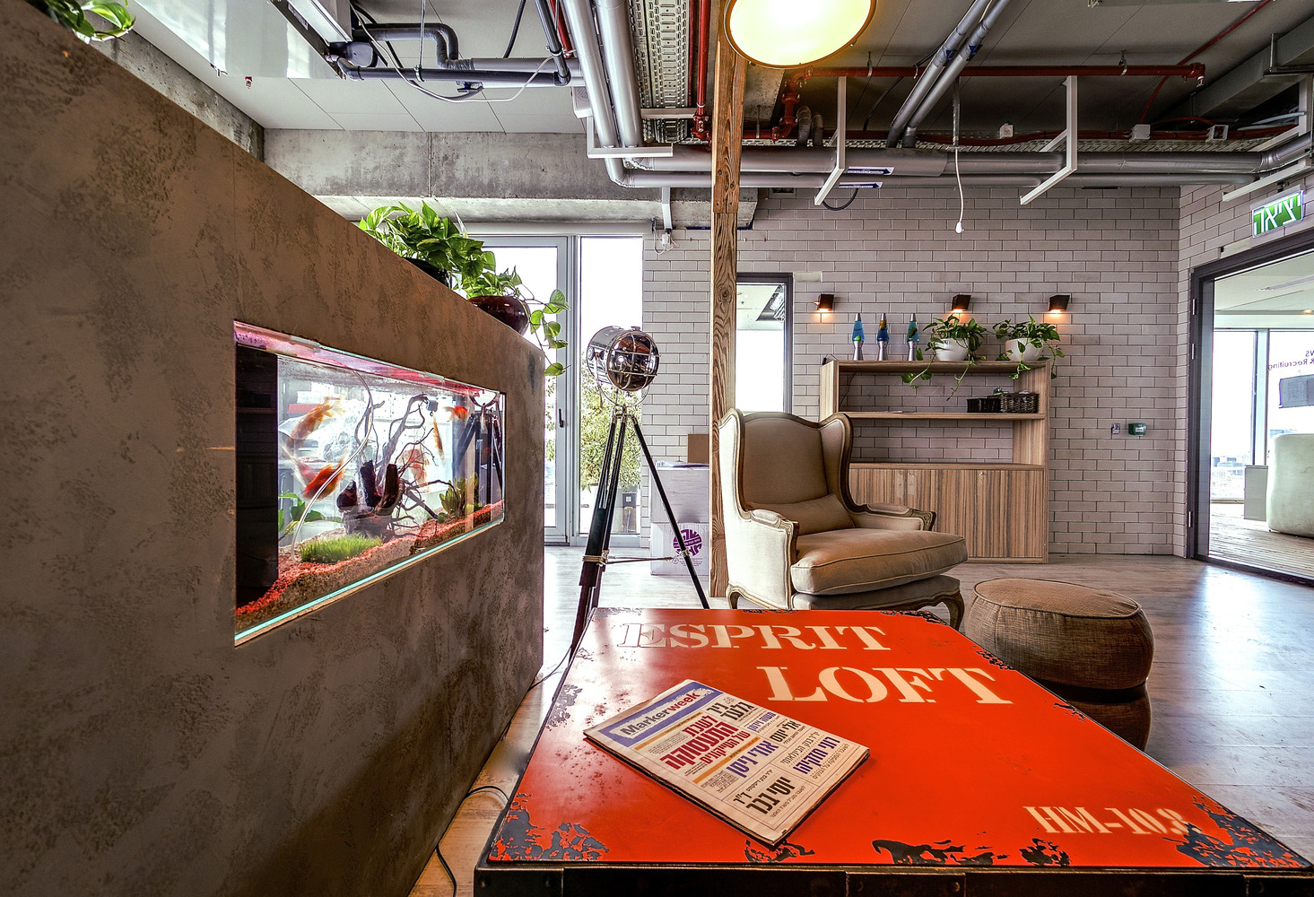 google tel aviv offices rock. Google Tel Aviv Office,© Itay Sikolski Offices Rock N