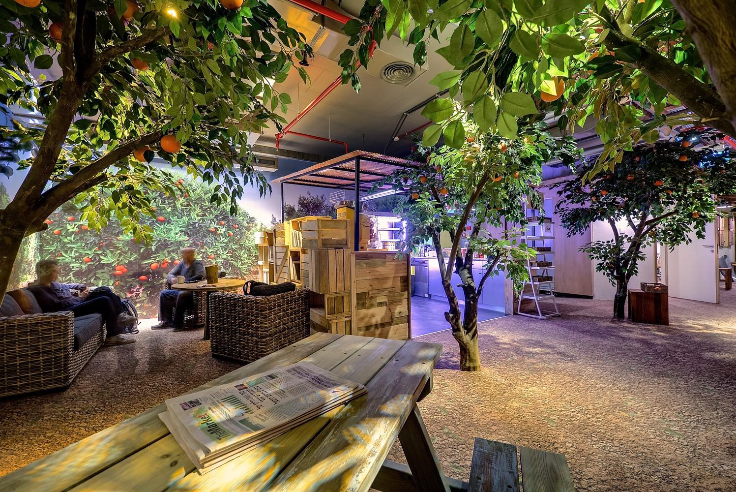 google tel aviv offices rock. Google Tel Aviv Office,© Itay Sikolski Offices Rock D