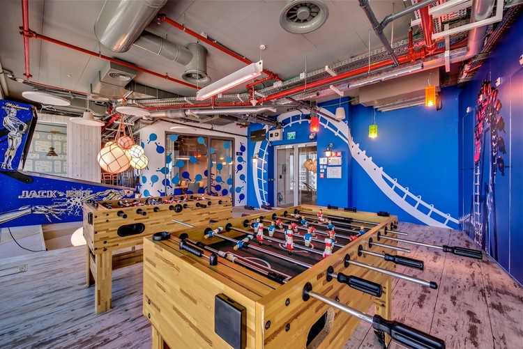 Google Tel Aviv Office Camenzind Evolution ArchDaily