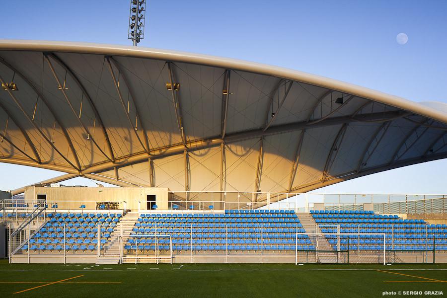 Stade Leo Lagrange / Archi5