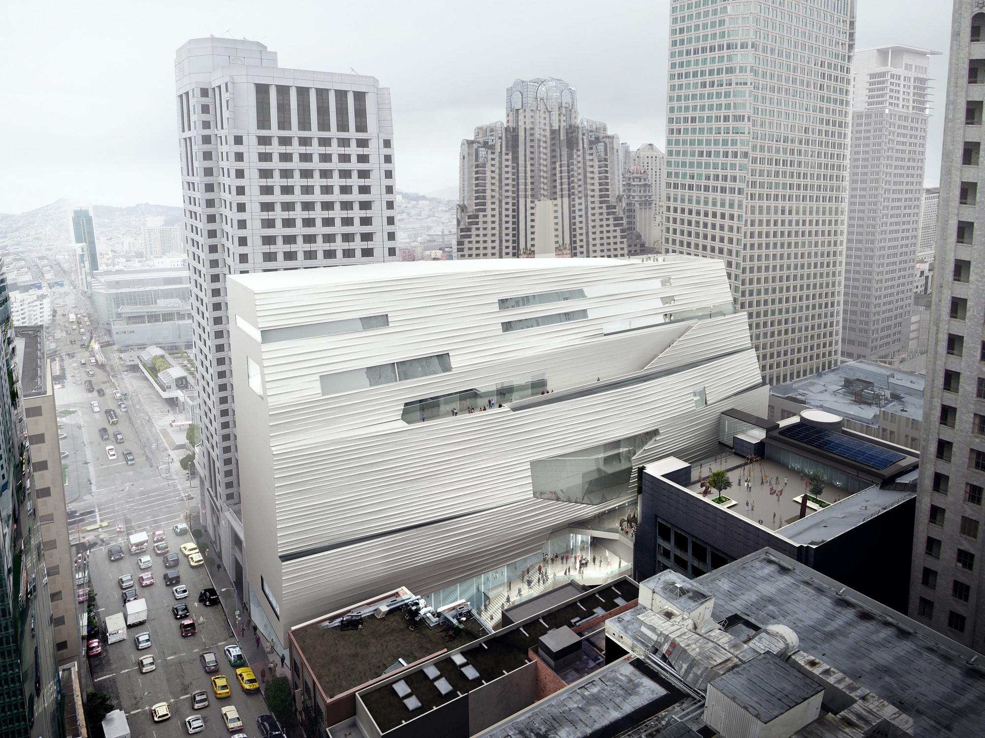 Modern Architecture San Francisco sfmoma | tag | archdaily