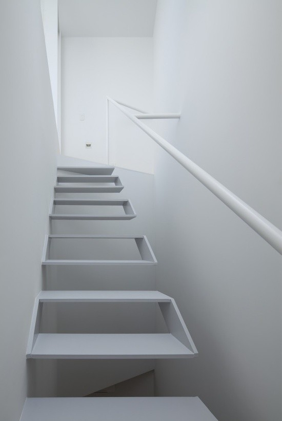 For the Love of Stairs