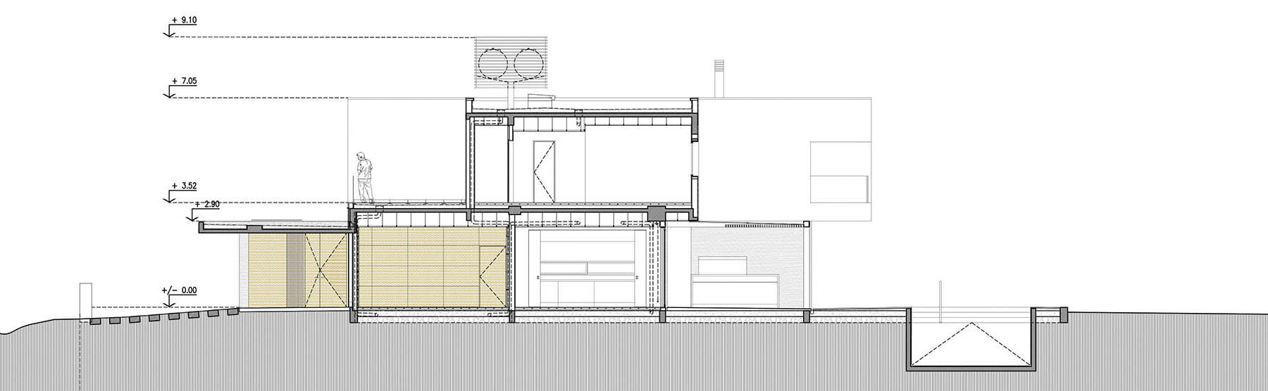 Section 5 >> Gallery of A House / Estudio GMARQ - 25