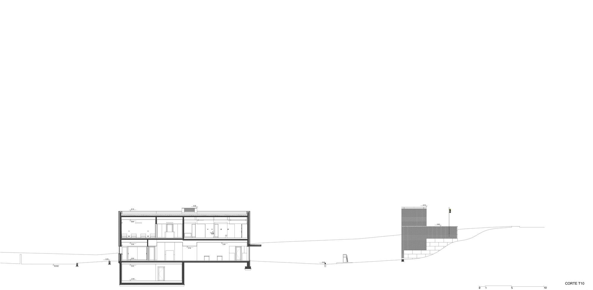 Fire Station in Santo Tirso / Alvaro Siza