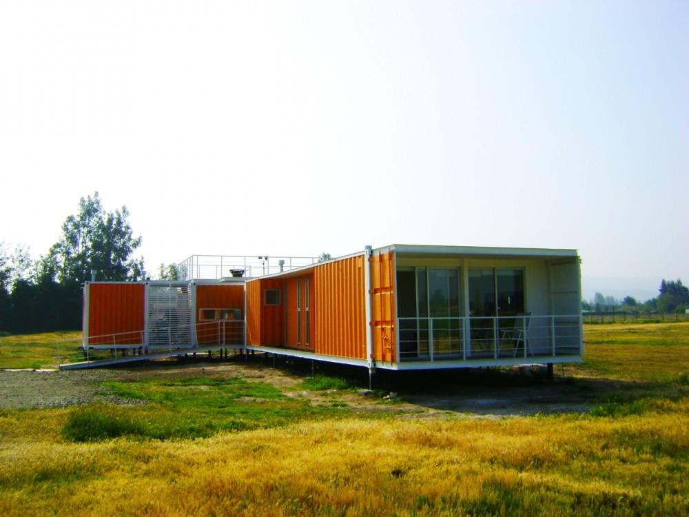 Galer a de archivo arquitectura con containers 6 - Casas prefabricadas de contenedores ...