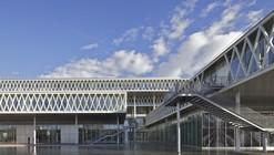 Novo Arquivo Nacional da França / Studio Fuksas