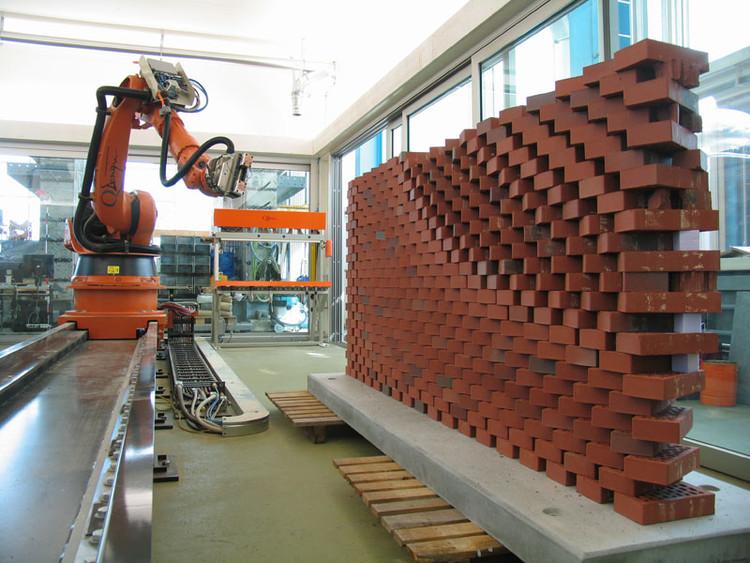5 Robots Revolutionizing Architecture S Future Archdaily