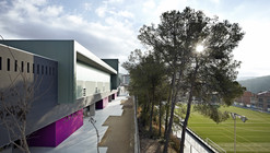 El Solell School / Sierra Rozas Arquitectes