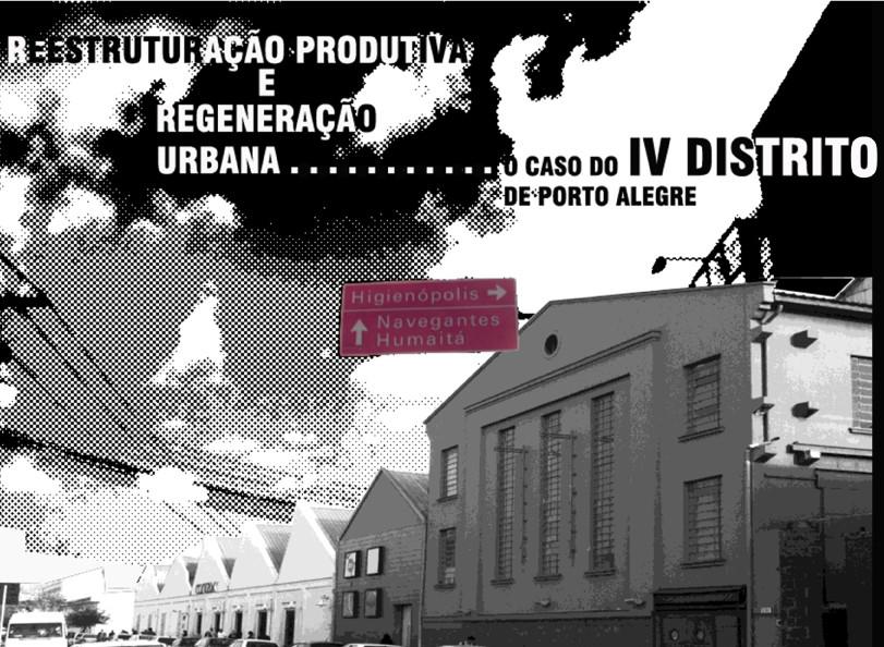 """Palestra """"""""Reestruturação Produtiva e Regeneração Urbana: O caso do IV Distrito de Porto Alegre"""" no IAB-RS, Courtesy of IAB-RS"""