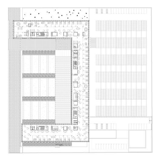 Pottery Court Lake Elsinore Floor Plans: SESCAM / FPC+BGT Estudio De Arquitectura