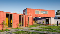 Muebles Gacitua / DX Arquitectos