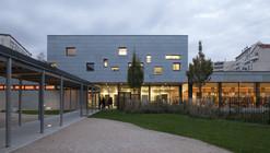 Extension of the IUFM school in Lyon / Atelier de la Passerelle