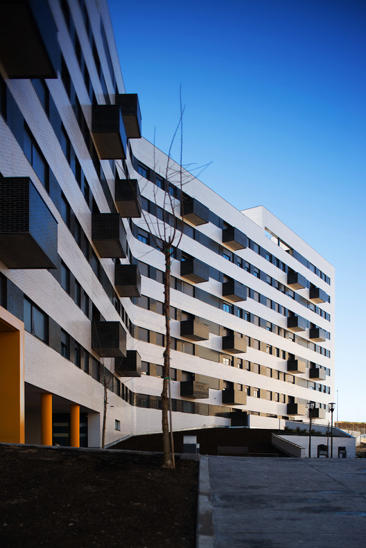 186 viviendas en tres cantos r as plataforma arquitectura - Viviendas tres cantos ...