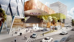 United Bank of Addis Ababa Proposal /  Söhne & Partner Architects + BET Architects