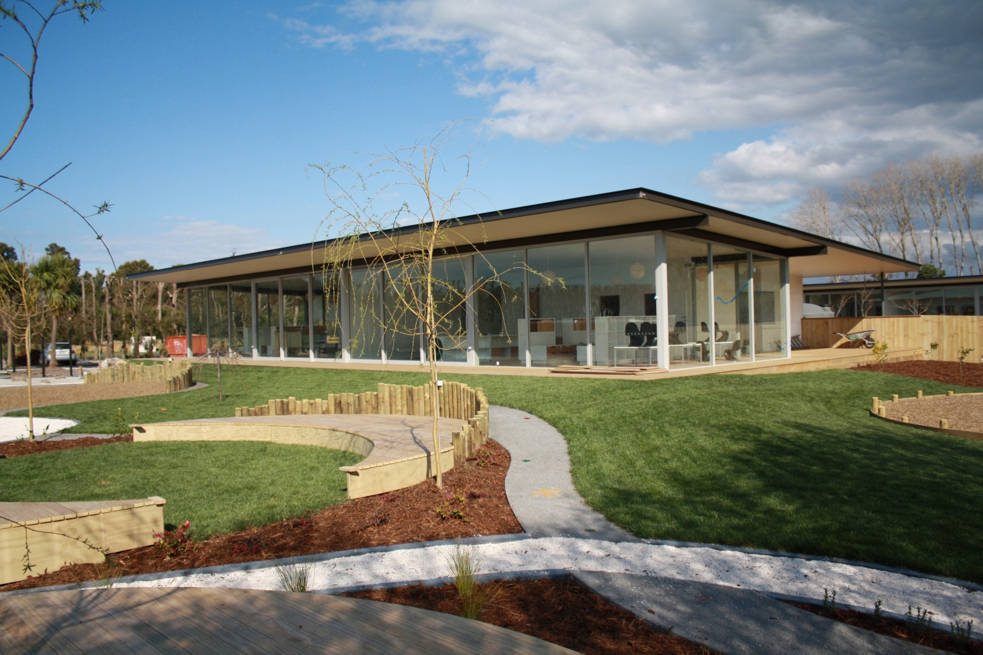 New Shoots Childrens Centre / Collingridge and Smith Architects, Courtesy of Collingridge and Smith Architects