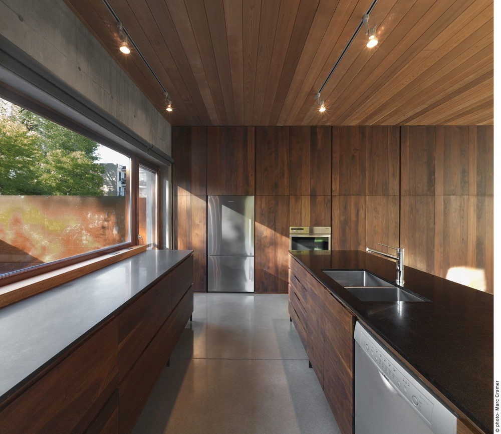 Gallery of the beaumont house henri cleinge 11 for Designer interieur montreal