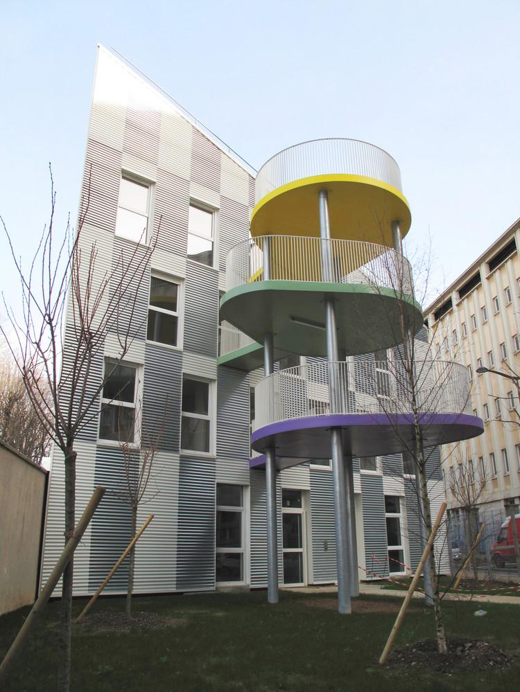 Rebière 21 housing / Hondelatte Laporte Architectes, © Ronan Lacroix