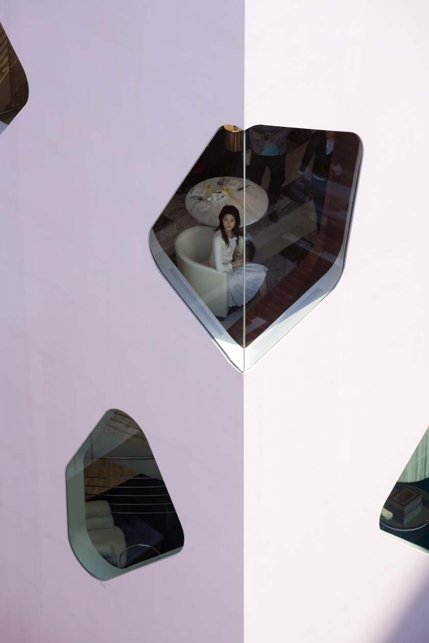 Iwan Baan: 'The Way We Live' Exhibition, Tokyo #1, 2006, Digital C-Print, 54 x 36 inches (137.2 x 91.4 cm) / © Iwan Baan