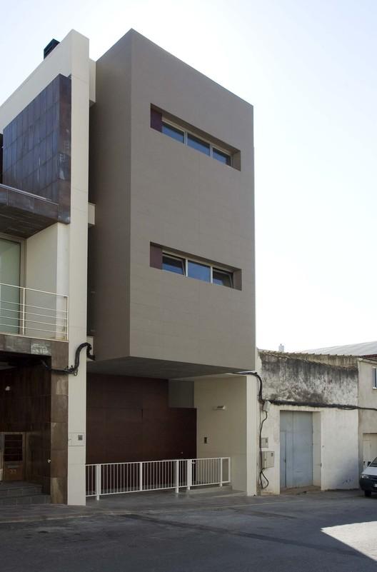 Casa CABII / Nacho Carbó arquitecto, Cortesía de Ignacio Carbó del Moral