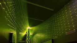 Proyecto de Iluminación: Mente de Filamento por E/B Office