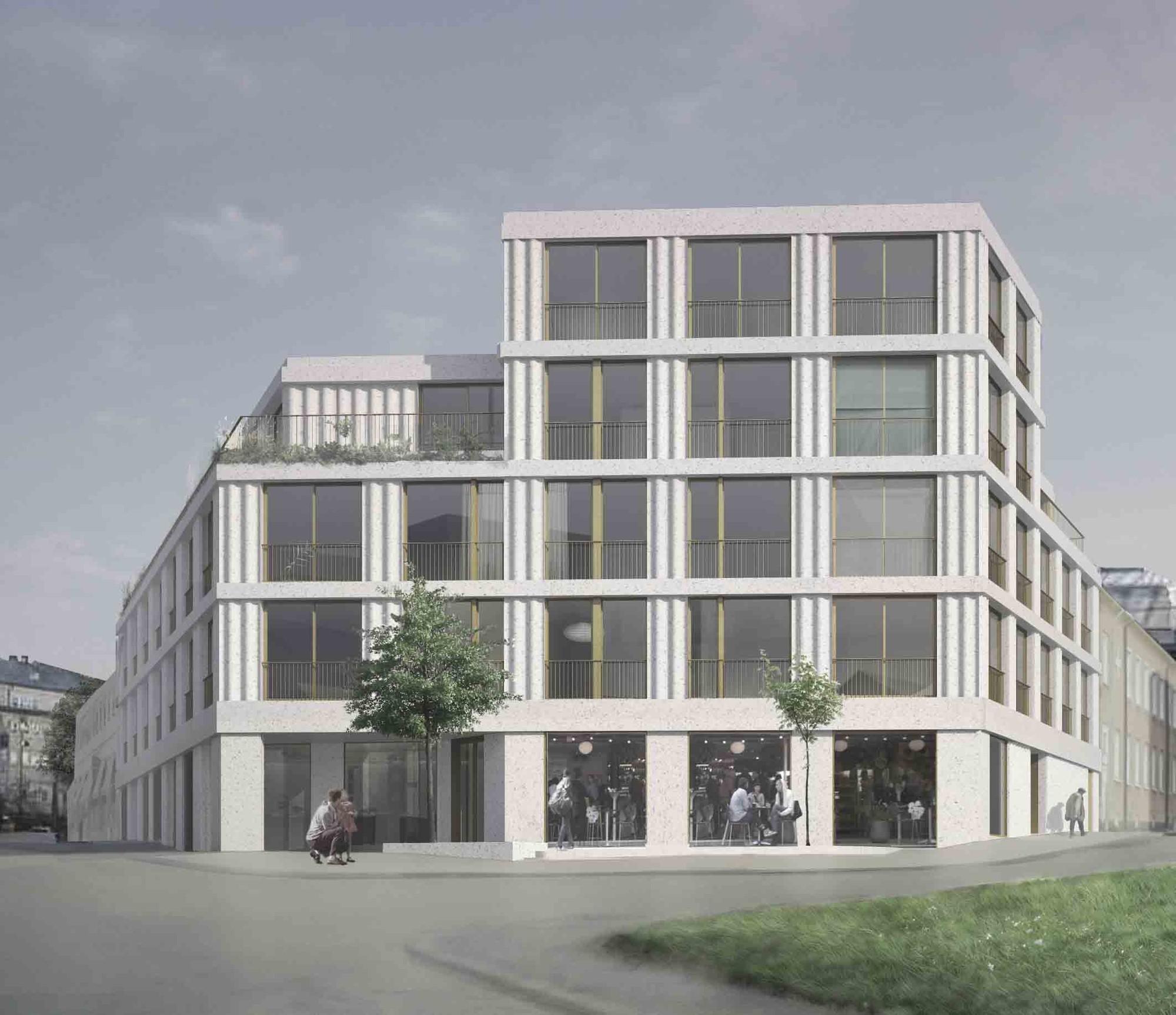 Urban Housing Winning Proposal /  ETAT Architects + Spridd Architects, Courtesy of ETAT Architects + Spridd Architects