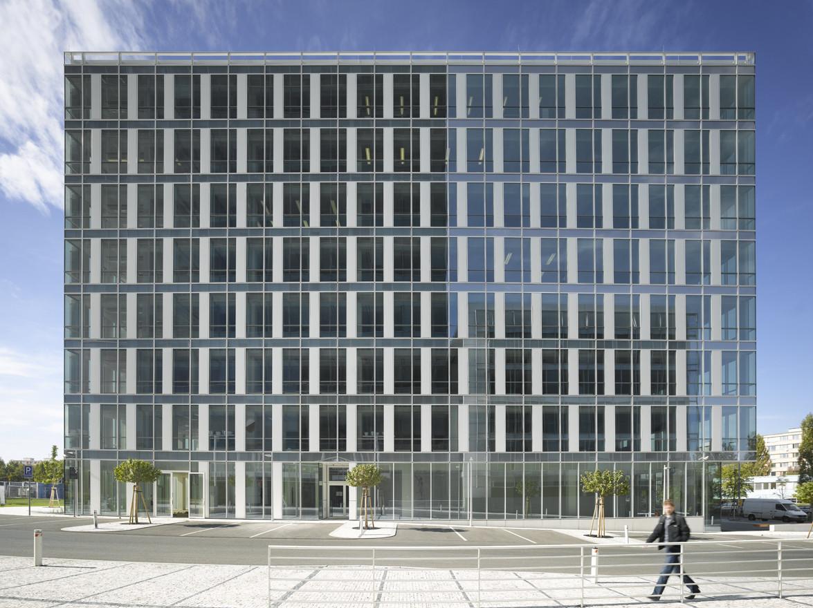 City Green Court / Richard Meier & Partners, © Roland Halbe