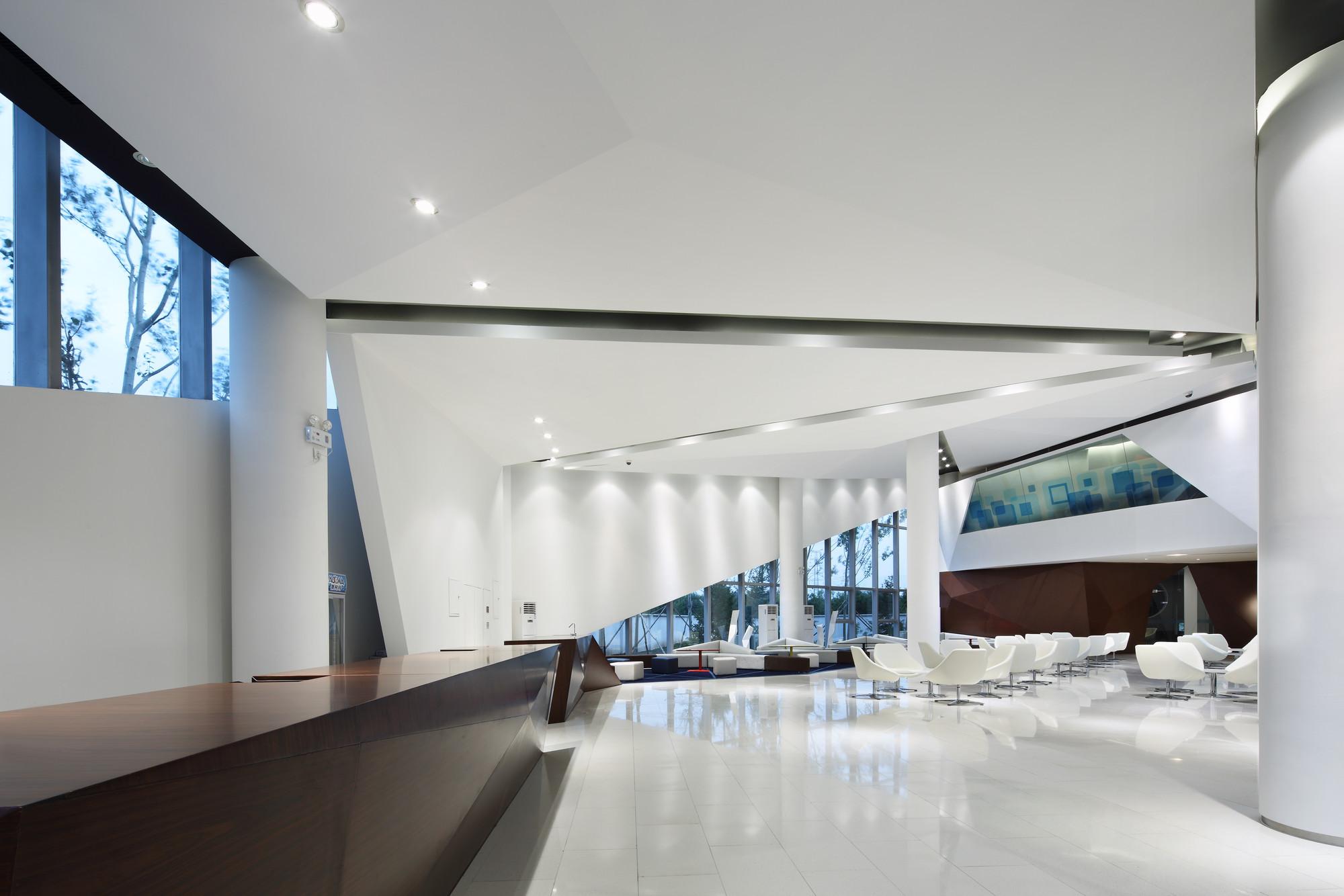 5124d701b3fc4b1eb3000159 Tian Yangbei Garden Blvd International Photo on Kitchen Arch Design