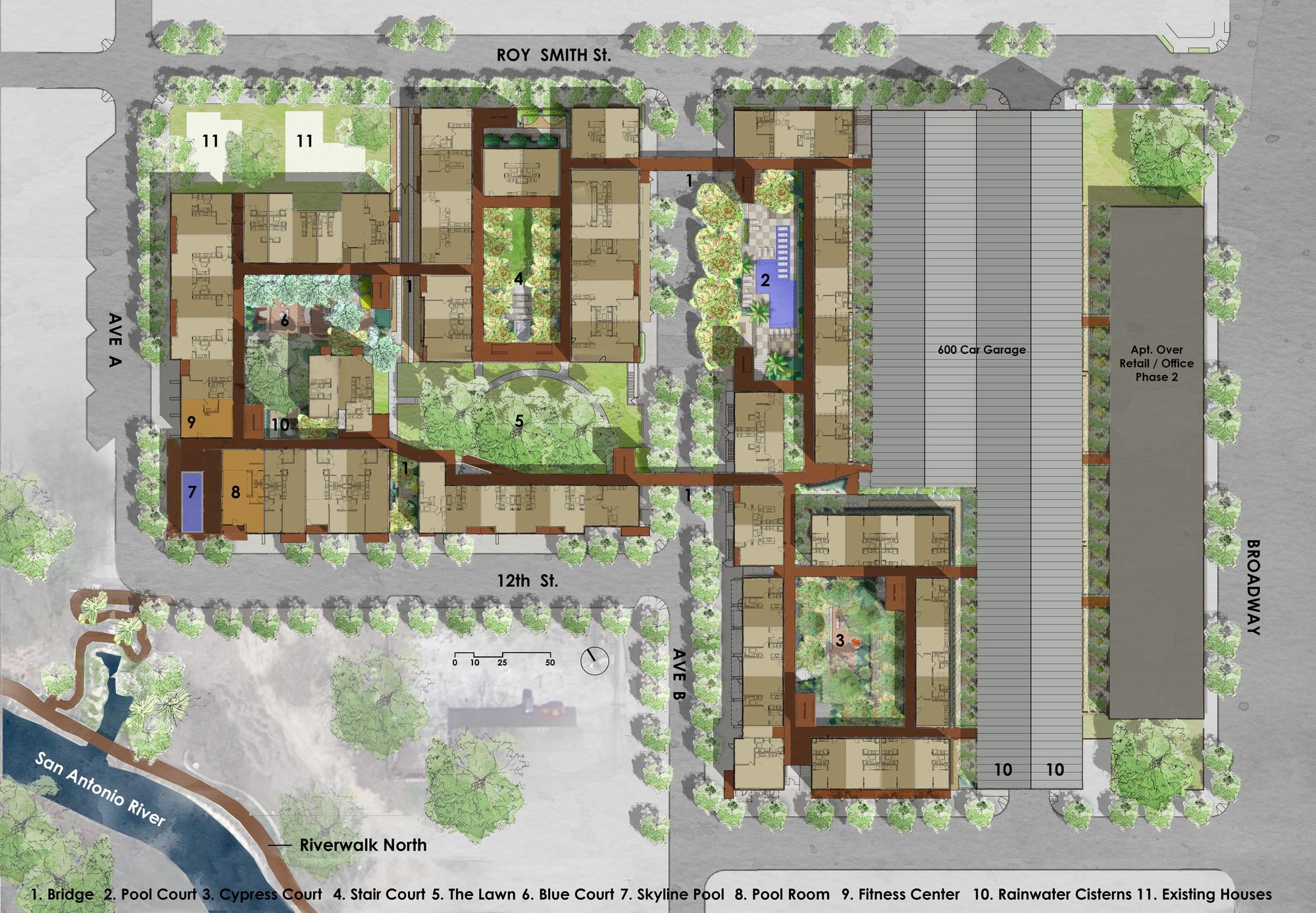 Urban Apartments San Antonio