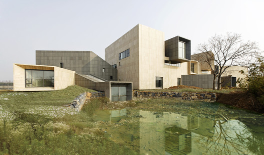 Courtesy of Wang Weijen Architecture