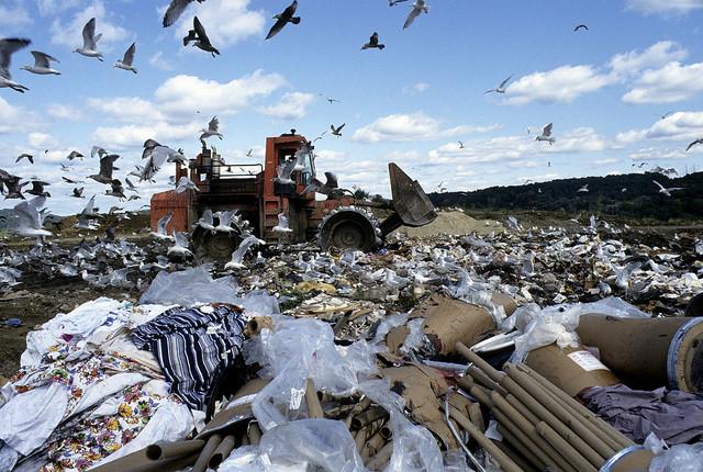 San Francisco's Zero Waste Successes, Danbury Landfill © United Nations Photo