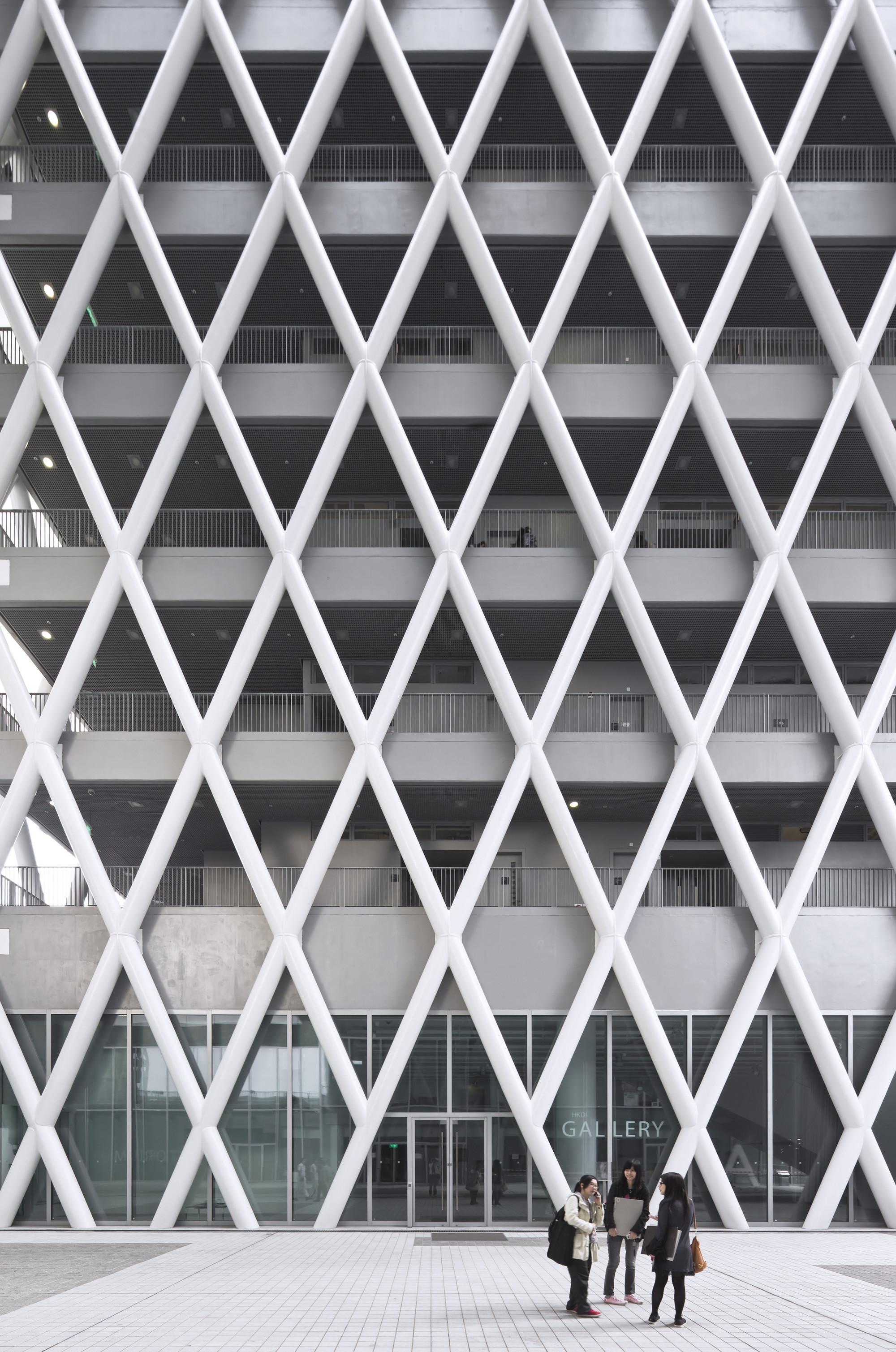 Zaha Hadid Floor Plans Gallery Of Hong Kong Institute Of Design Caau 10