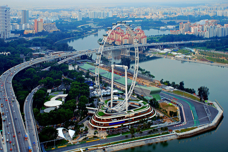 10 Pontos para Cidades Habitáveis: Lições de Singapura, © Flickr User Chooyutshing