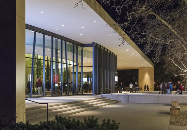 Galer a de sala de conciertos bing ennead architects 8 for Sala clamores proximos eventos