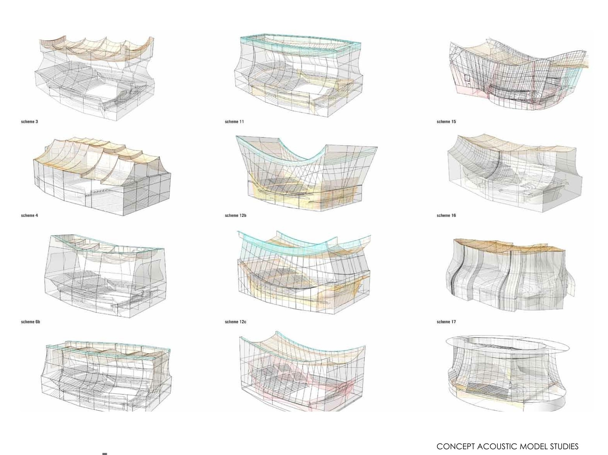 Theater Floor Plan Bing Concert Hall Ennead Architects Archdaily