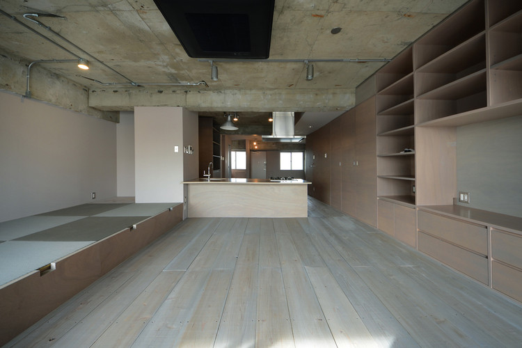 Room S / Yuichi Yoshida & associates, © Haine Kusuki